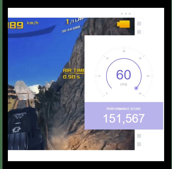 Картинка Производительность работы Nox App Player