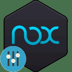 Настройка управления в Nox App Player