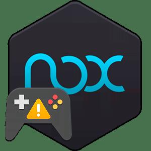Не запускается игра в Nox App Player