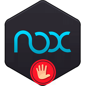 Ошибка в Nox App Player - «Unfortunately, Nox Launcher has stopped»