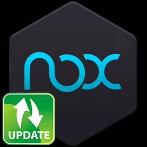 Как обновить Nox App Player
