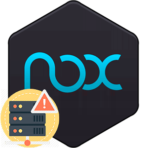 Ошибка при получении данных с сервера RH-01 в Nox App Player